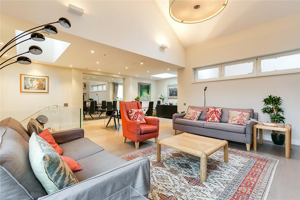 3 Bedroom House To Rent In Thurloe Place Mews Chestertons International